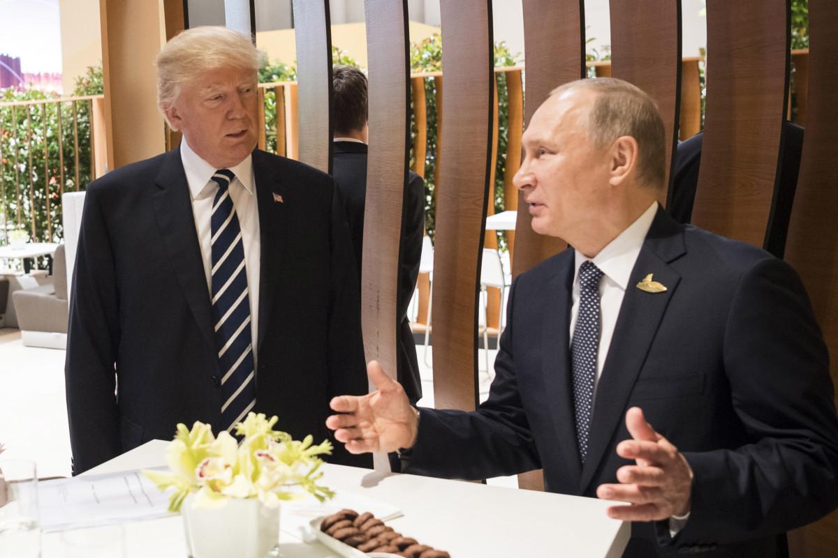 Republicans polling Russia