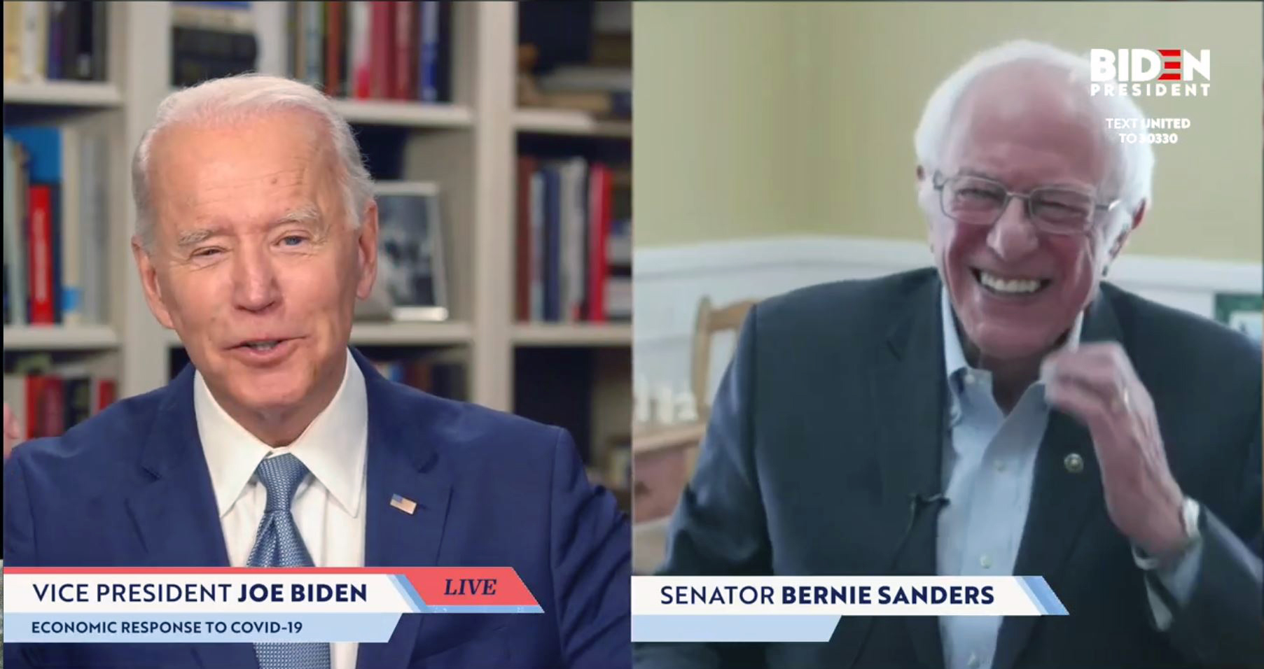 Endorsement Week Gives Biden A Boost With Younger Voters Morning Consult