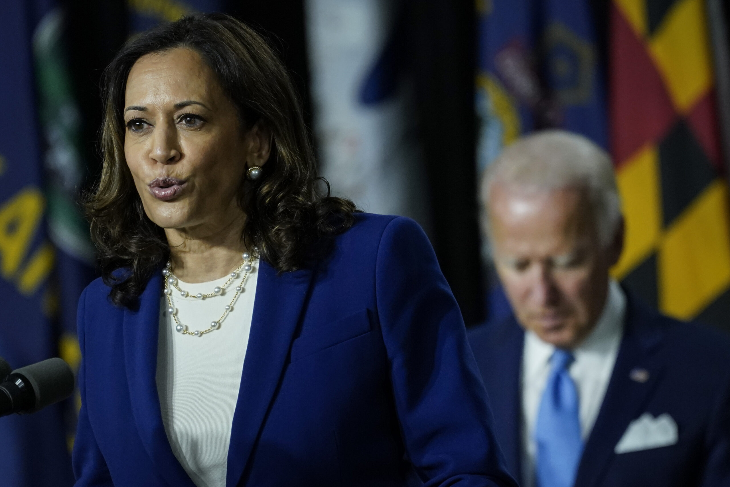 Voters See Harris As More Moderate Than Trump Or Pence Morning Consult
